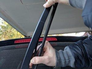 Rear Windshield Wiper Blade