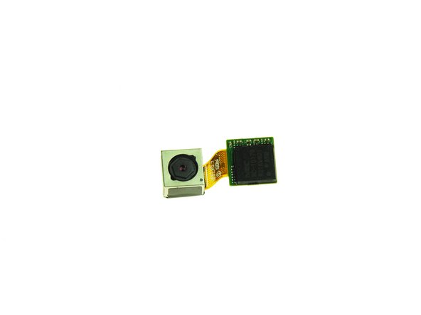 Samsung Captivate Camera Assembly Replacement