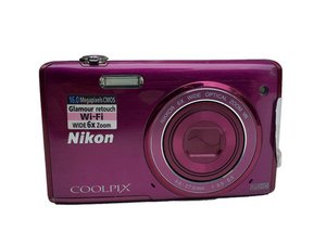 Nikon Coolpix S5200 Troubleshooting