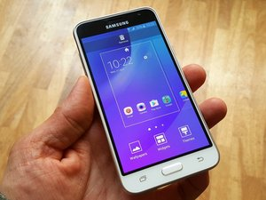 How to repair touch in Samsung Galaxy J3 (2016)