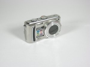 Panasonic Lumix DMC-TZ5 Repair