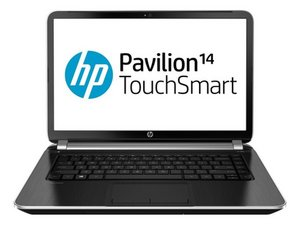HP Pavilion TouchSmart 14-n014nr Repair