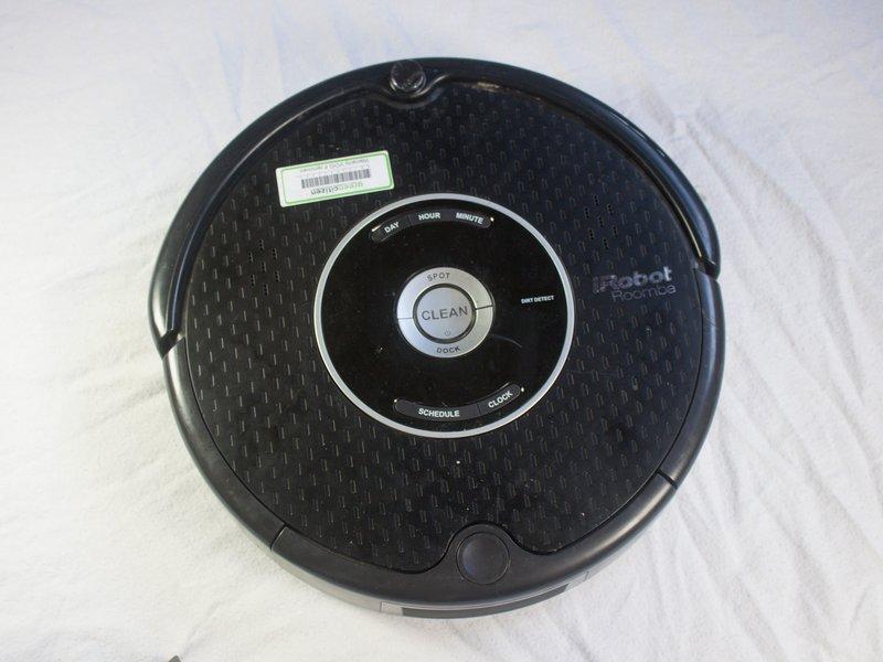 Roomba 551 Troubleshooting - iFixit
