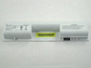 Liste des composants de l'OLPCXO-4 Touch
