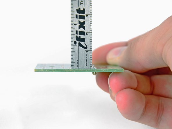 Image 3/3: Cut the extra lengths of the resistor leads with a pair of wire cutters. NASA workmanship standards state that any length up to 2.29 mm is acceptable.