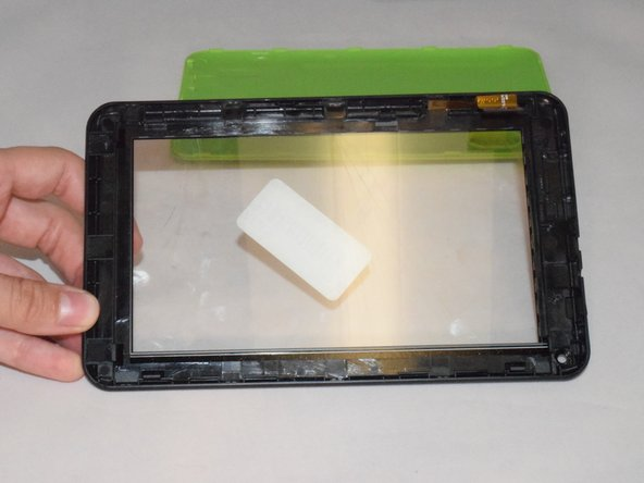 Ematic EGQ307 Digitizer Replacement