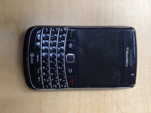 Teardown of a BlackBerry Bold 9700