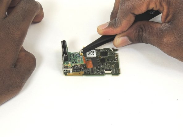 Image 2/2: It is now possible to replace the expansion port and/or motherboard.