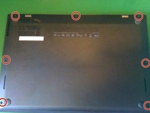 ThinkPad X1 Carbon (zweite Generation) Abdeckung entfernen