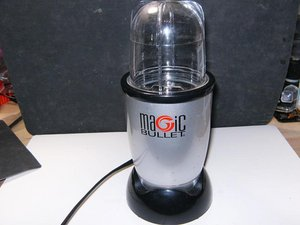 Magic Bullet Teardown