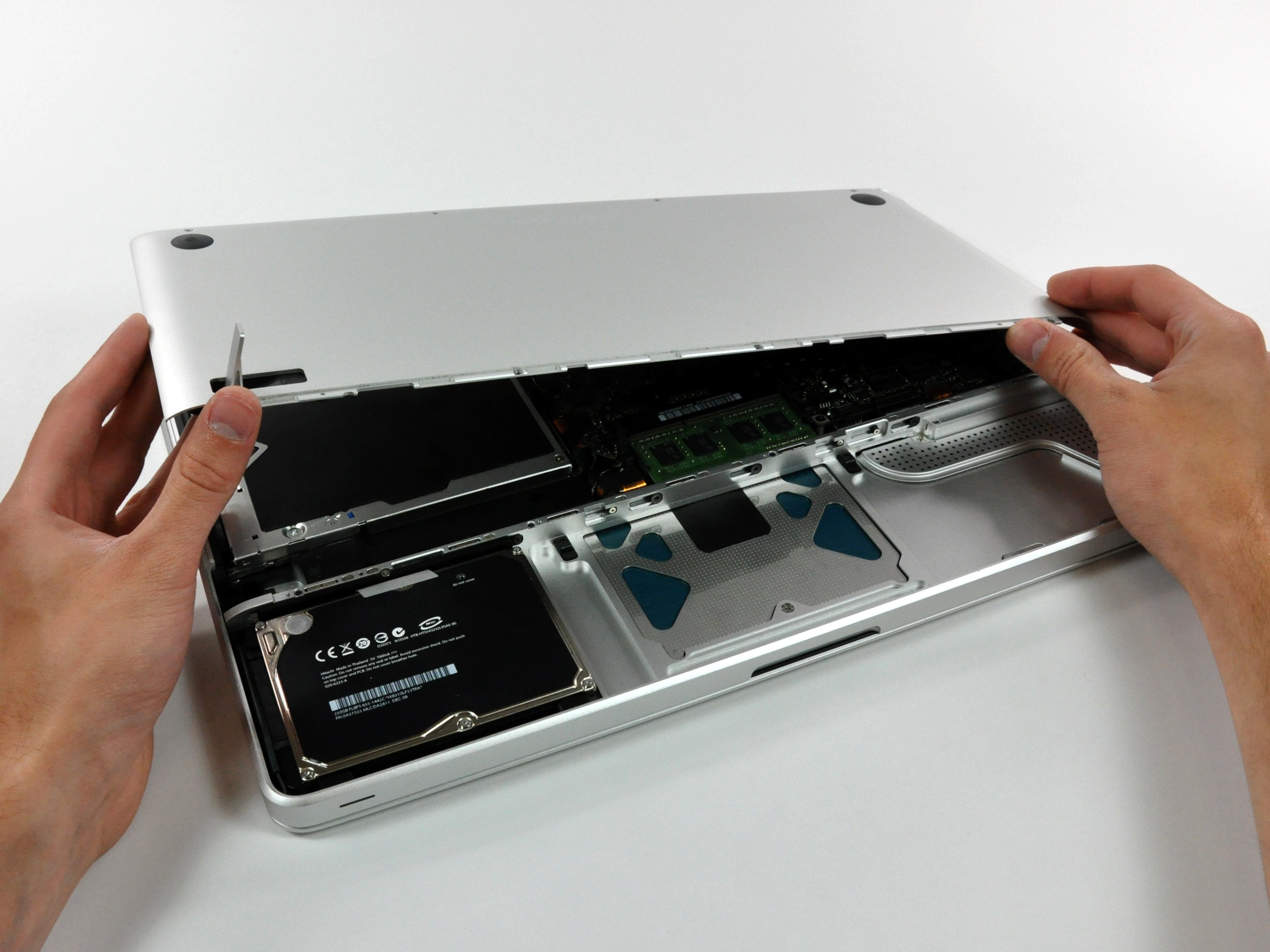 """MacBook Pro 1"""" Unibody Late 1 and Early 1 Lower Case"""