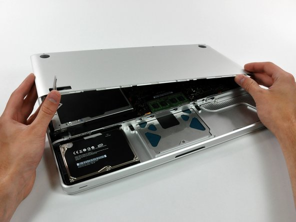 "MacBook Pro 15"" Unibody Late 2008 and Early 2009 Lower Case Replacement"
