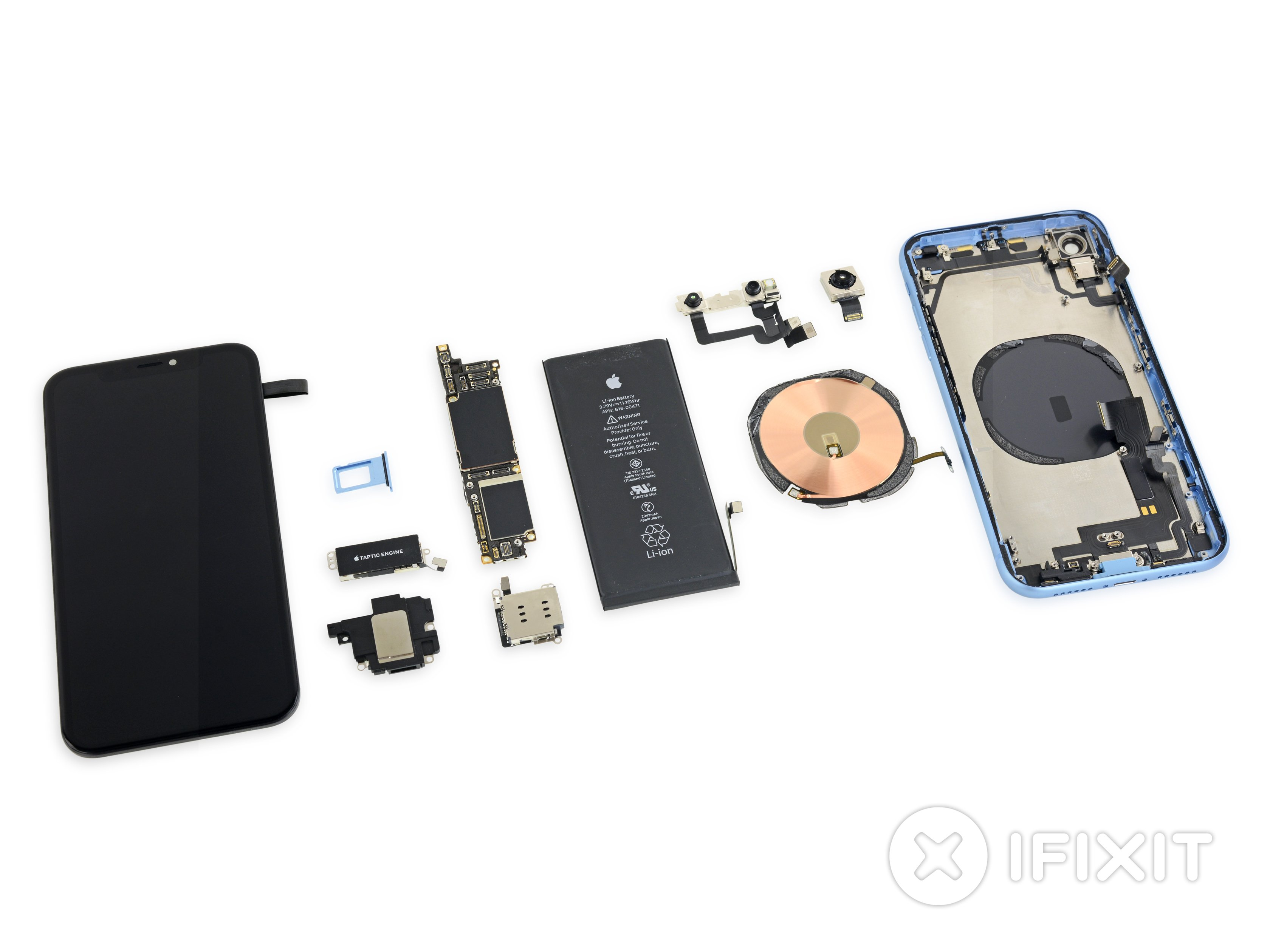 iPhone XR Teardown