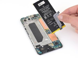 Google Pixel 4a 5G Battery Replacement