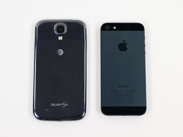 We know it may be comparing Apples to Oranges, but we are tempted to see how Samsung's S4 differs from Apple's latest: the iPhone 5.