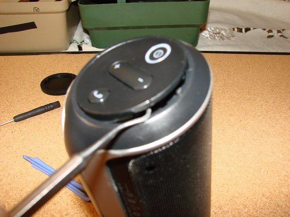 Reemplazo de baterias originales de 7.4V de 1000mhA cada una por dos bateria de Blackberry 8520 de 2450mhA