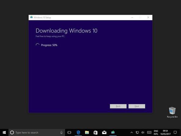 download windows 10 usb repair tool