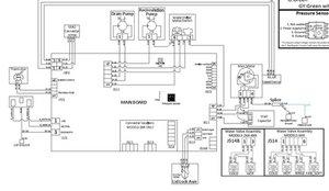 on ge gtw460 washer schematic diagram