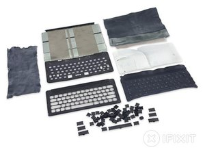 Smart Keyboard Teardown