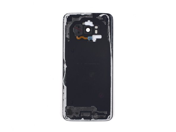 Samsung S8 rear panel repair