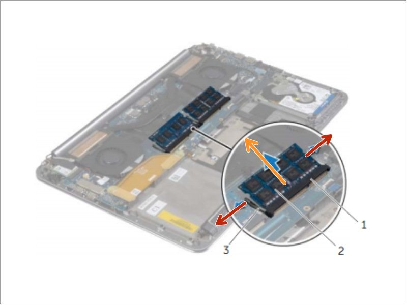 Dell XPS 15 9530 Memory Module Replacement - iFixit Repair Guide