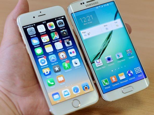 Samsung Galaxy S6 Edge Plus Factory Reset - iFixit Repair Guide