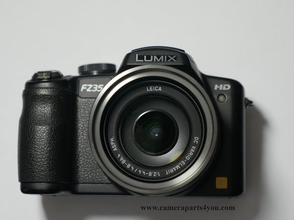 panasonic lumix dmc fz35 lcd replacement ifixit repair guide rh ifixit com