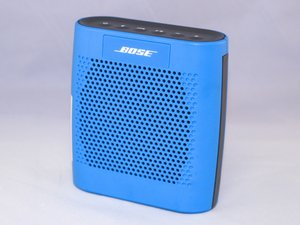 Bose SoundLink Color Troubleshooting