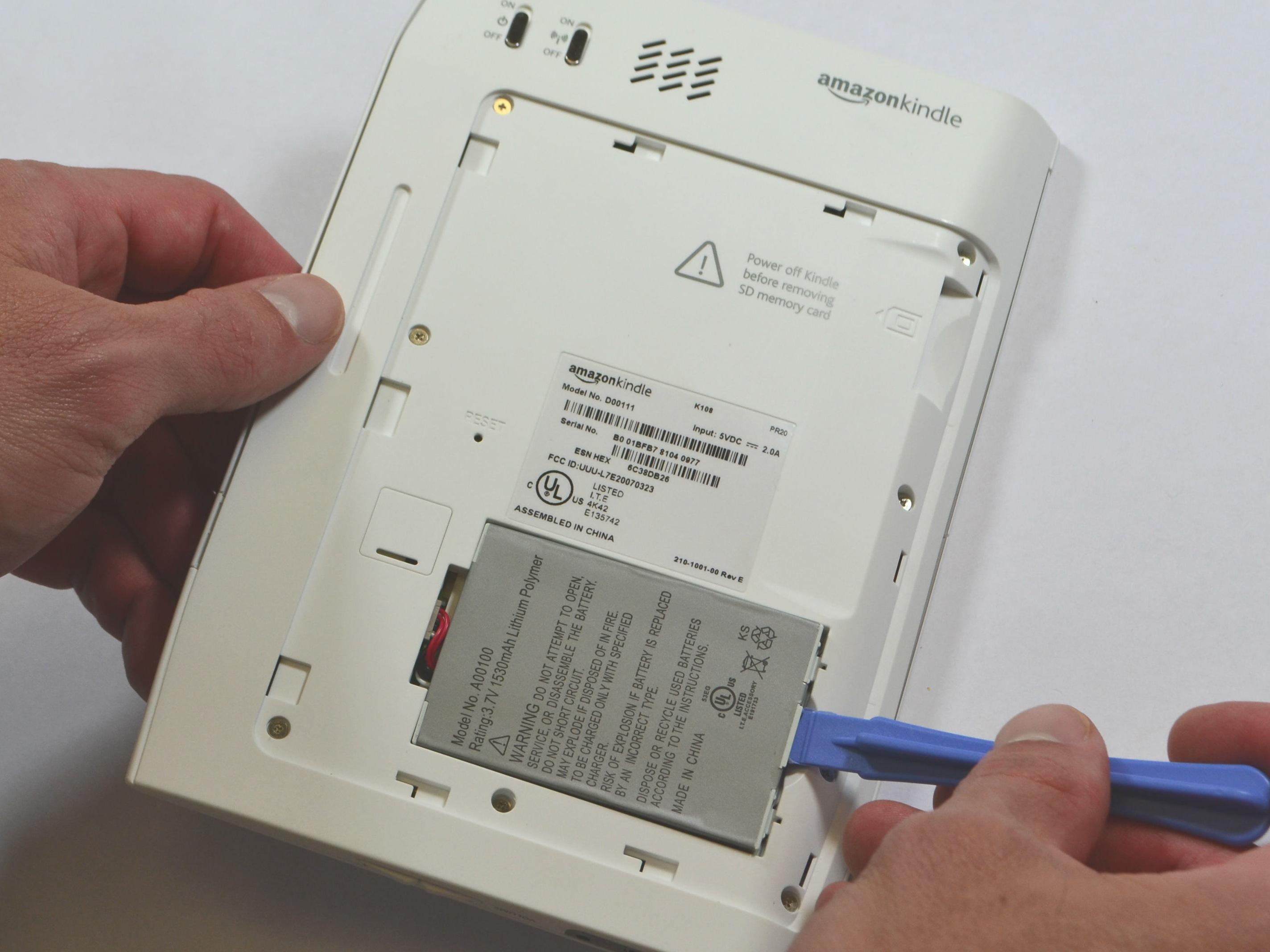 Kindle 1st Generation Repair - iFixit