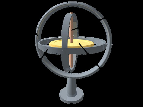 Image 1/1: Before we get into the nitty gritty of things, let's understand what a gyroscope actually does.