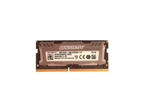 why! N240BU RAM memory expansion