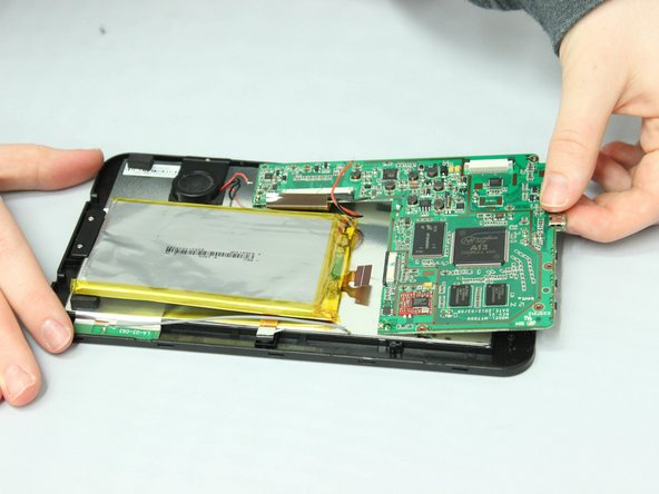 Polaroid PTAB7XC Motherboard Replacement