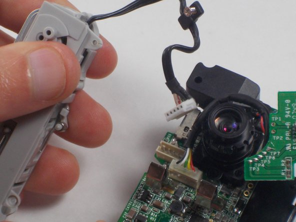 Fully remove the USB connector and replace it with the new USB connector.