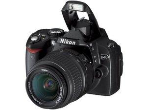Nikon D40 Repair