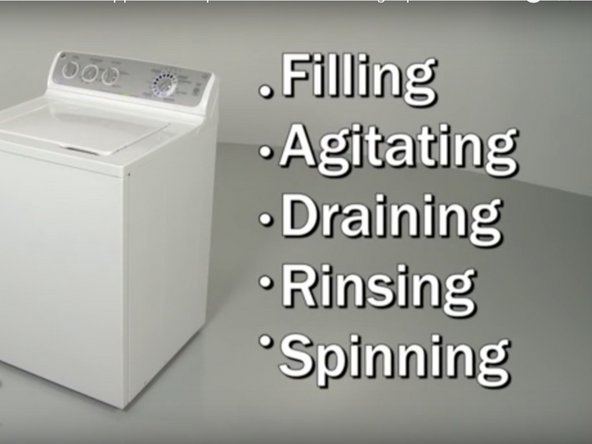 How Does A Top-Load Washer Work?