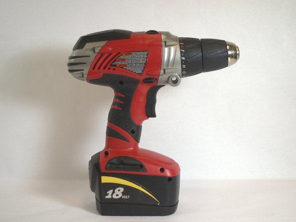 Skil X-Drive 18V Cordless Drill Model No. 2887 Battery Replacement