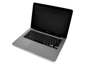 "MacBook Pro 13"" Unibody 수리"