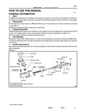 Complete 4Runner Service Manual 1996-2002