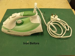 Morphy Richards Iron Teardown