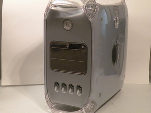 Powermac G4 MDD (Mirrored Drive Doors) Teardown