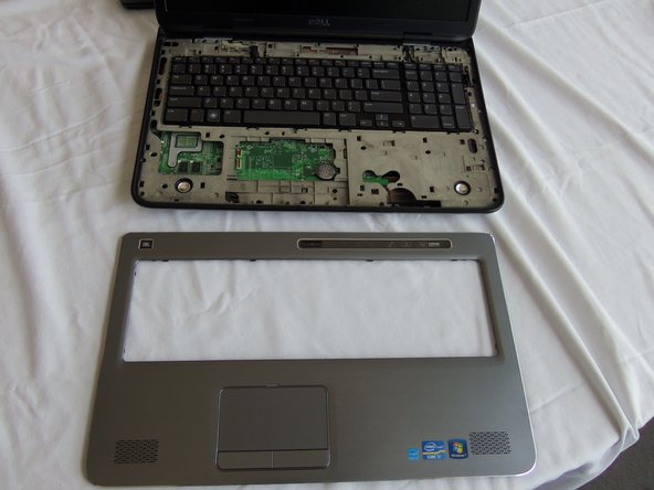 Dell XPS 17 L702X Palm Rest Replacement