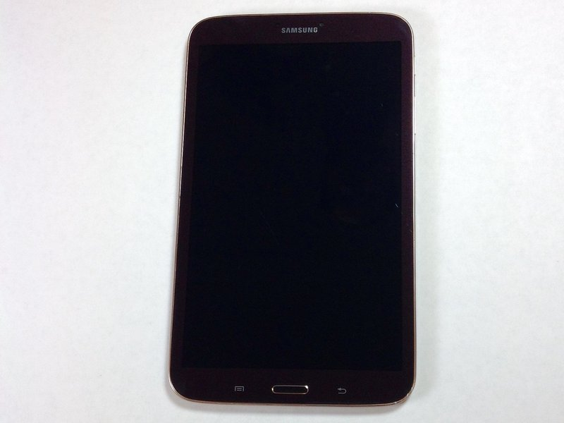 Samsung Galaxy Tab 3 80 Troubleshooting