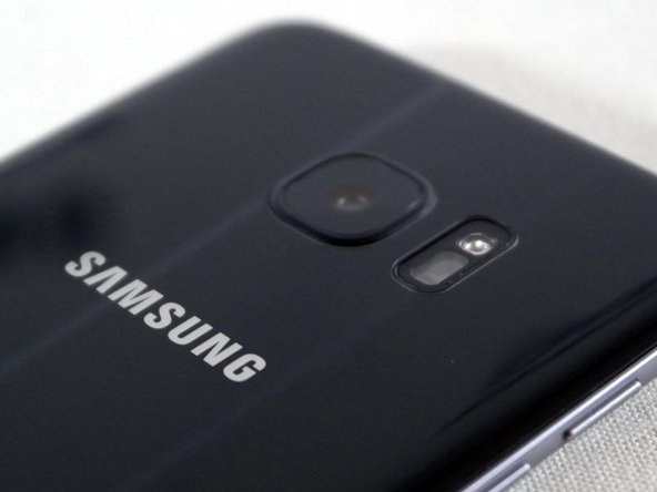 How to repair camera error / blurry camera in a Samsung Galaxy S7