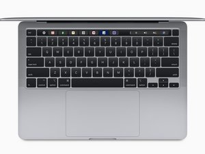 "MacBook Pro 13"" Two Thunderbolt Ports Late 2020"