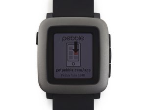 Pebble Time Repair