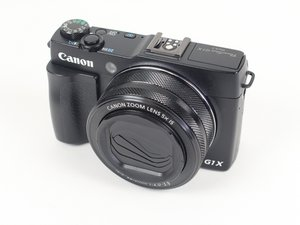 Canon PowerShot G1 X Mark II Repair