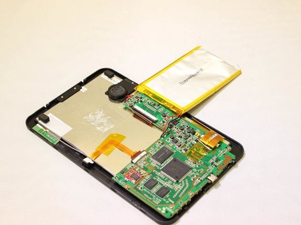 Image 2/2: Do not rupture the battery; it poses a serious safety hazard.