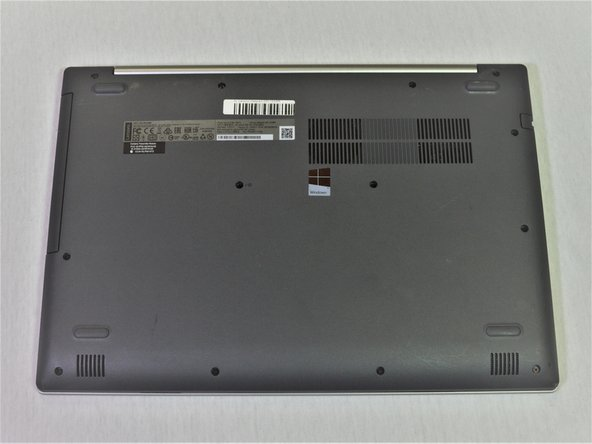 Lenovo Ideapad 320-15ABR Back Panel Replacement