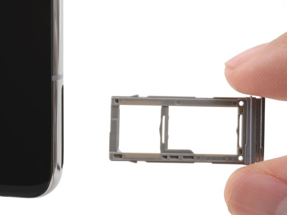 Samsung Galaxy S10 SIM Card Replacement