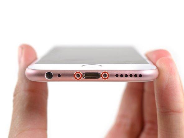 Eteignez votre iPhone avant de commencer le démontage.